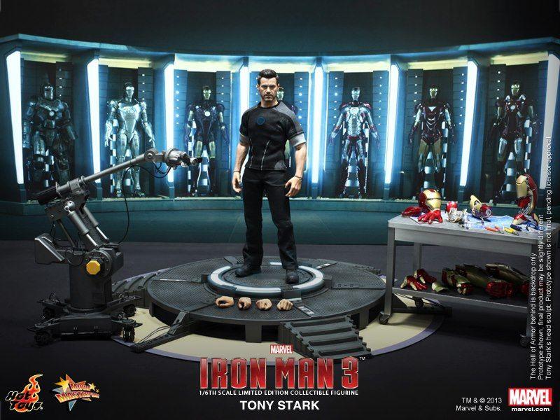 Hot Toys IRON MAN 3 Tony Stark Figure | Collider