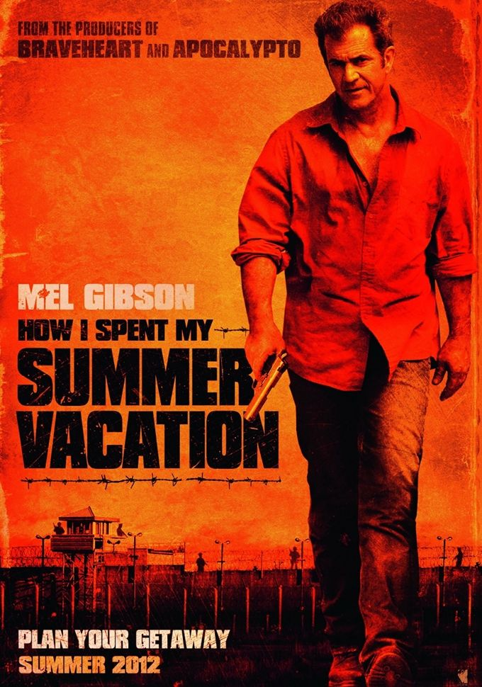 american reunion and how i spent my summer vacation movie posters  how i spent my summer vacation movie poster