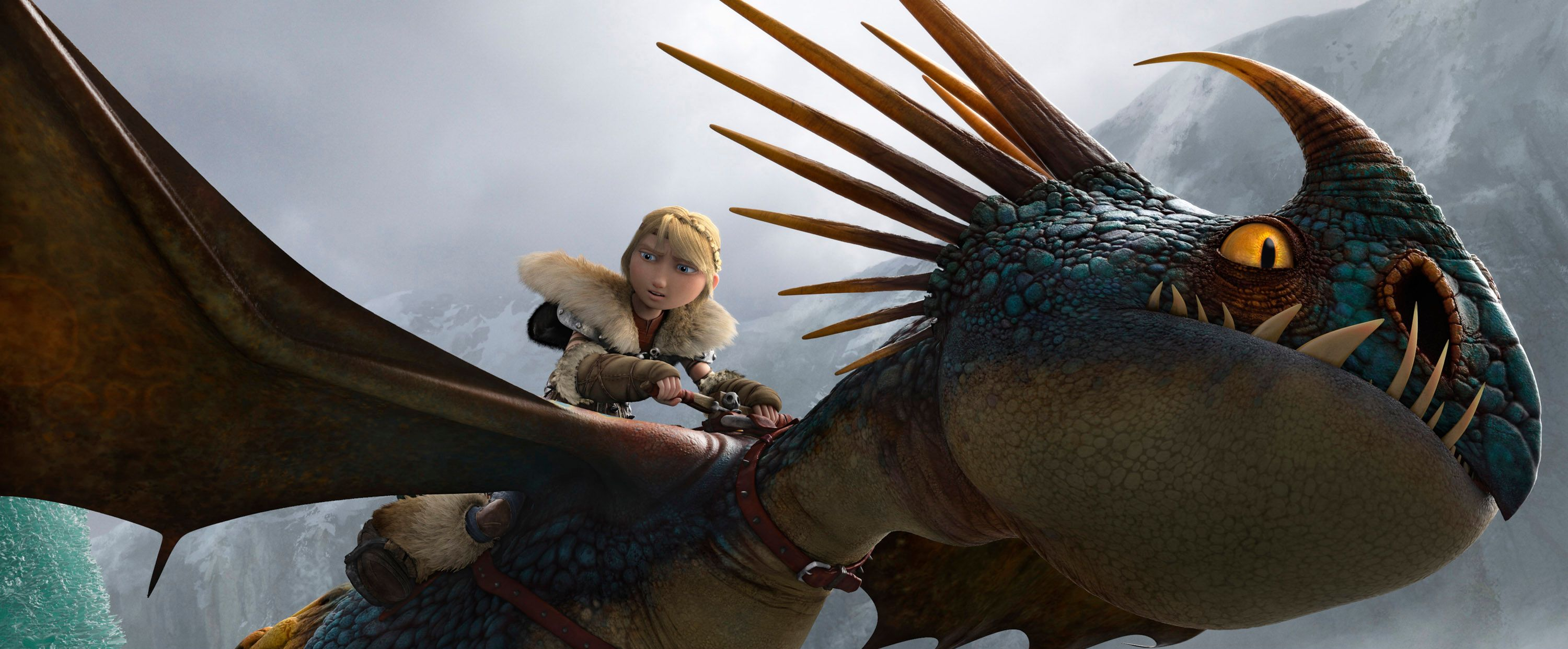 How to Train Your Dragon 2 Interview: Composer John Powell ... - photo#36
