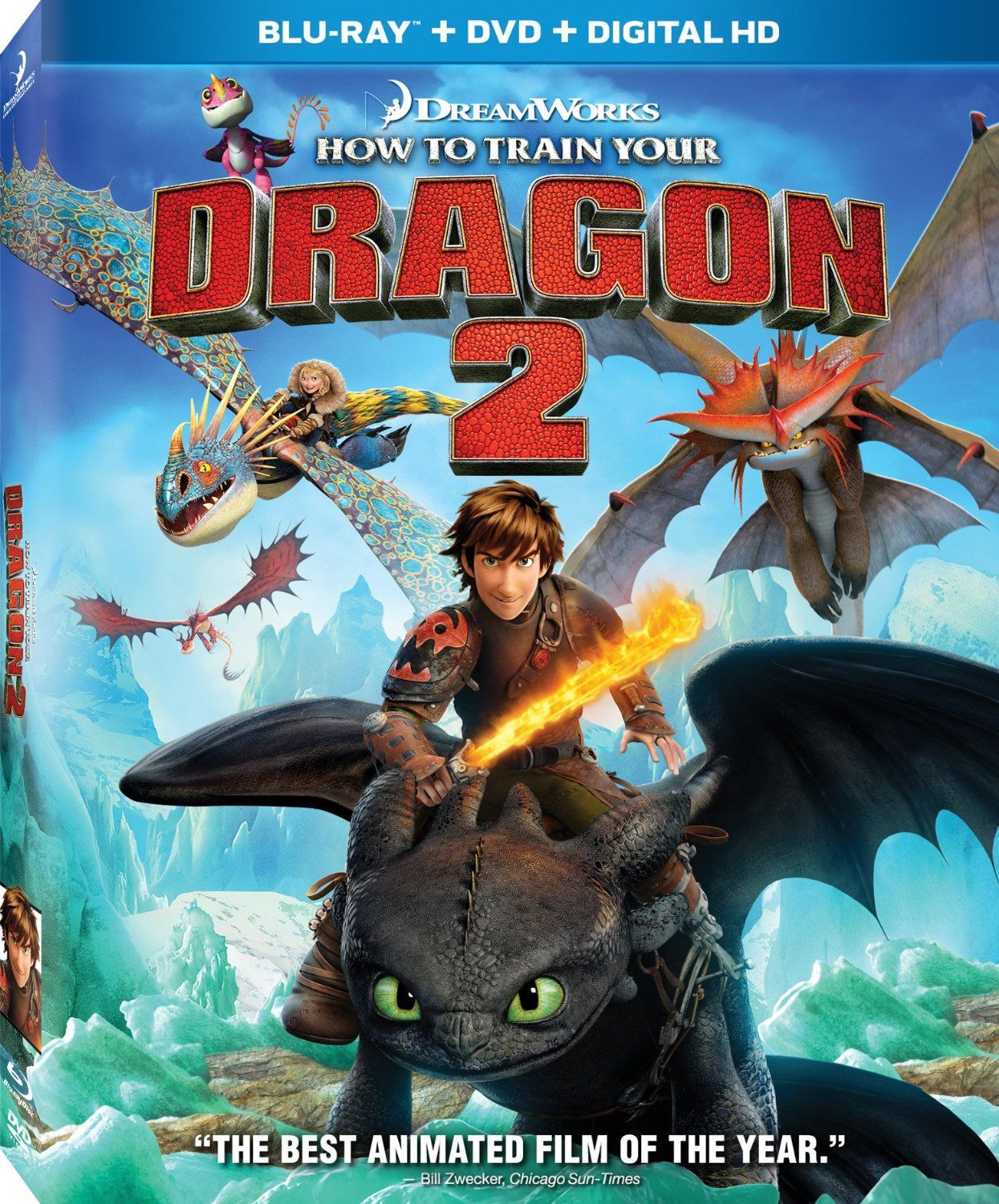 Dean DeBlois Talks How to Train Your Dragon 2 and 3, Big Story ...