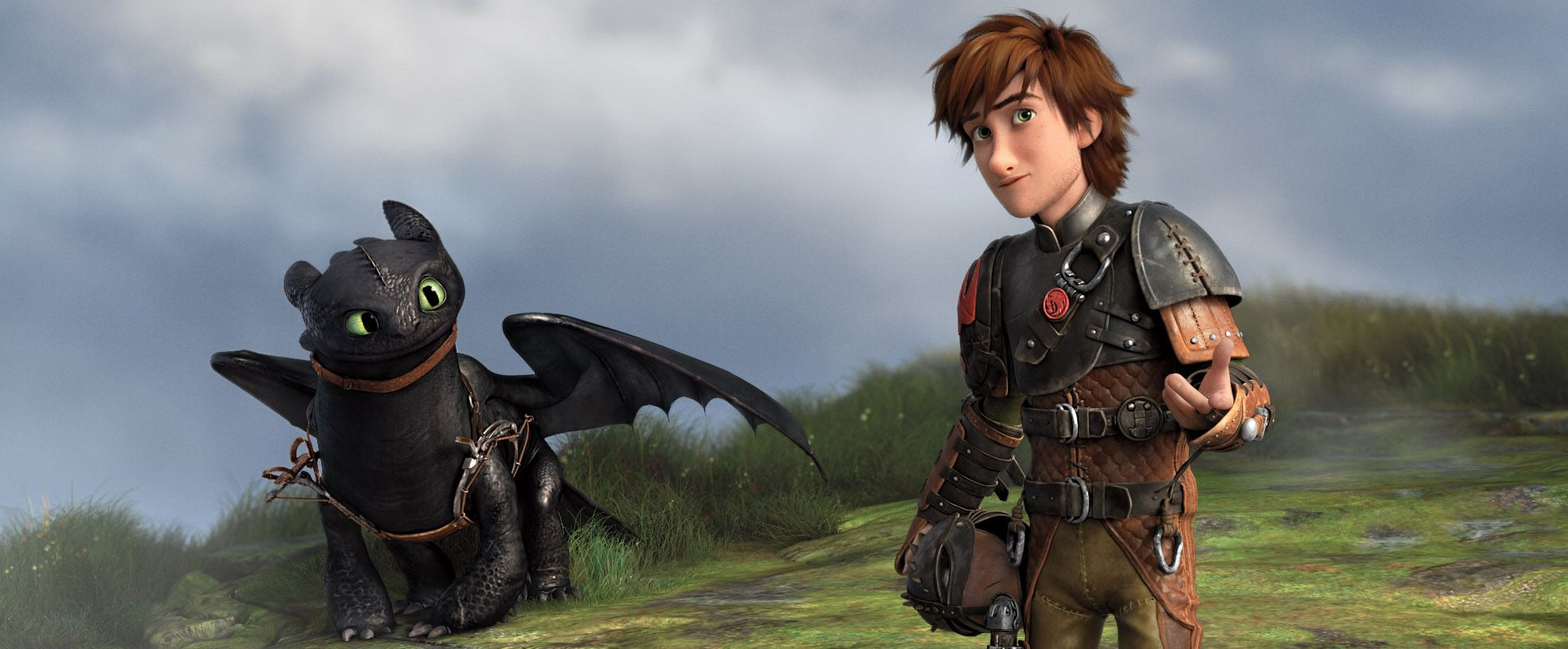dean deblois talks how to train your dragon 2 and 3, big story