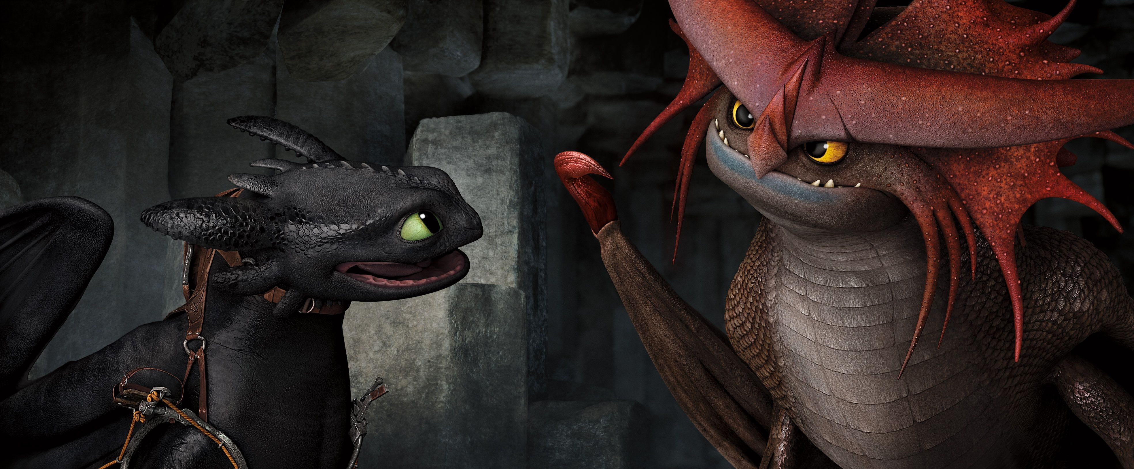 How to train your dragon 3 dean deblois reveals story details how to train your dragon 3 image ccuart Images