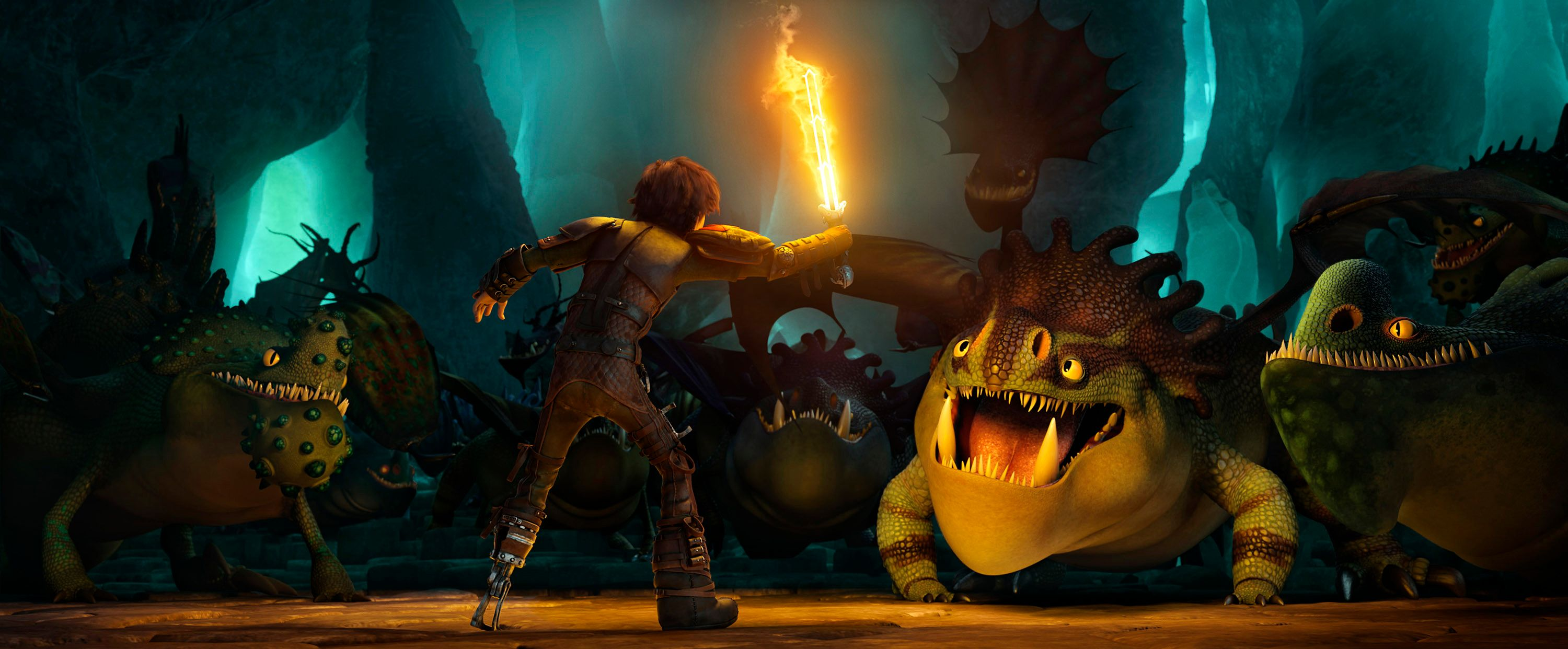 how to train your dragon - photo #26