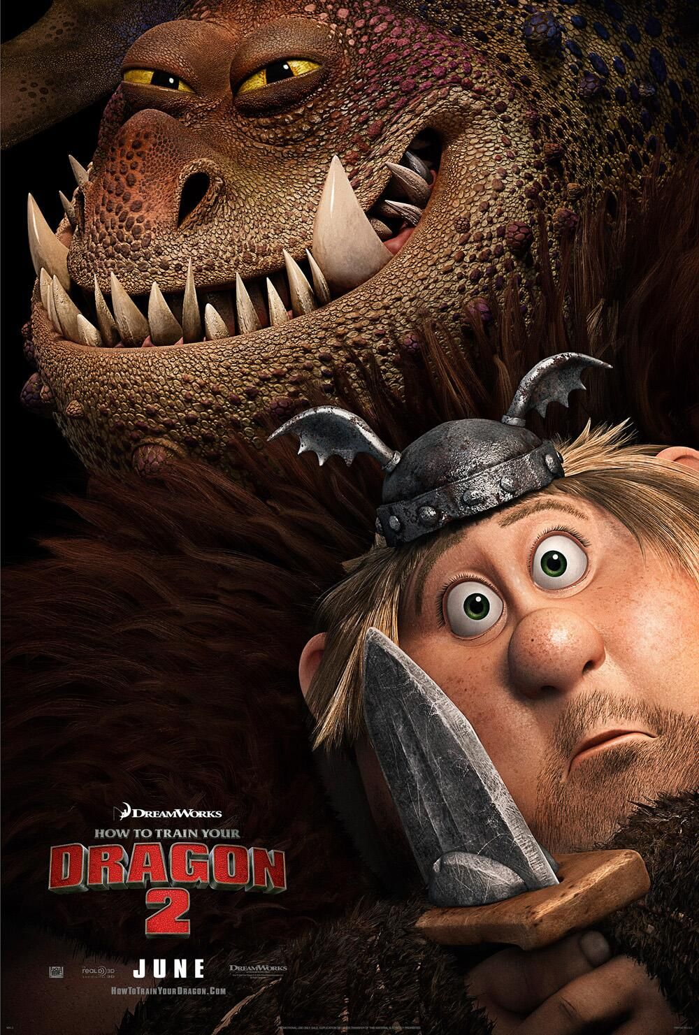 how to train your dragon - photo #7