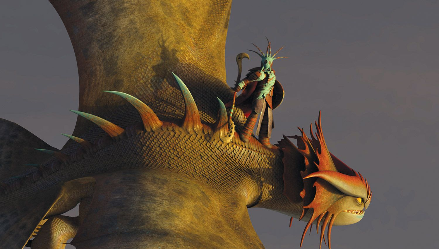 how to train your dragon - photo #36