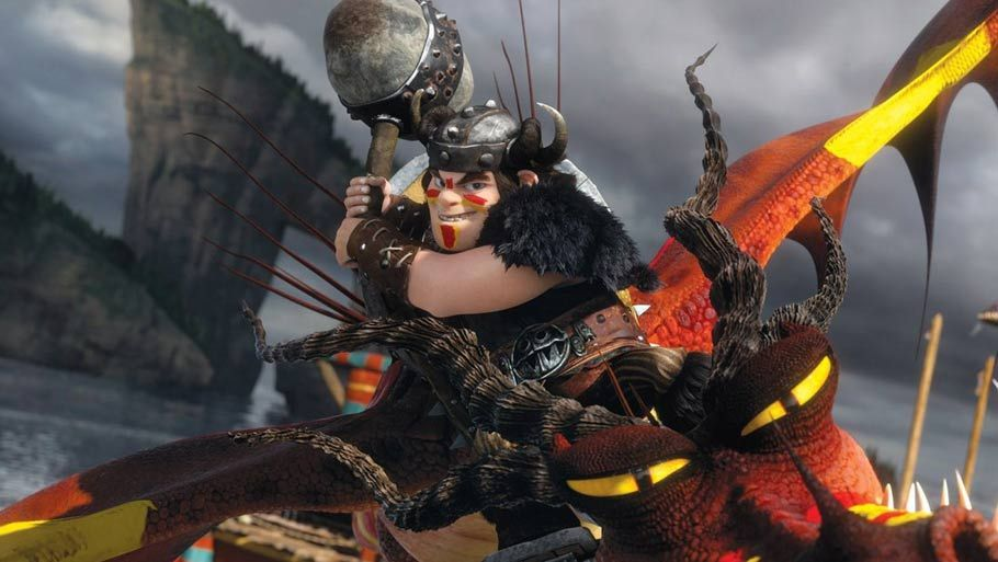 How to train your dragon 2 images collider how to train your dragon 2 snotlout ccuart Image collections
