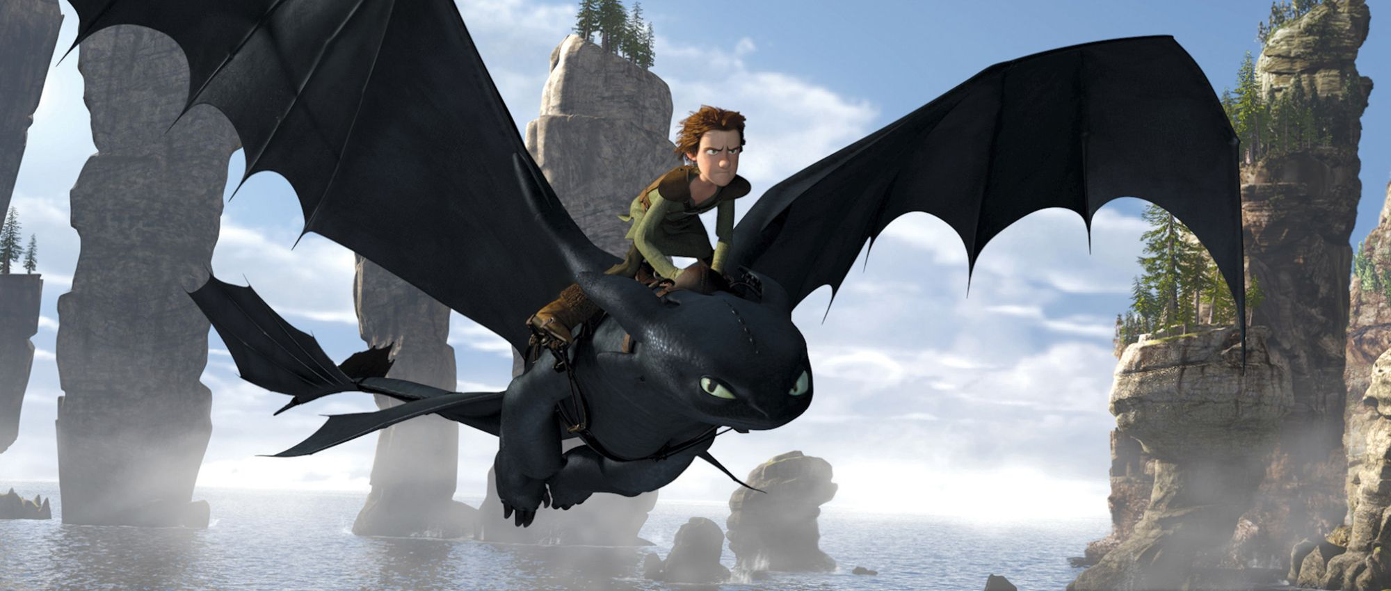 How to train your dragon tv series trailers collider how to train your dragon tv show ccuart Choice Image