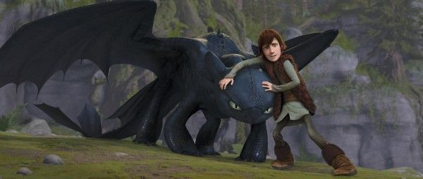 How to Train Your Dragon movie image