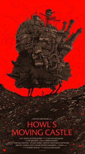 howls-moving-castle-mondo-poster