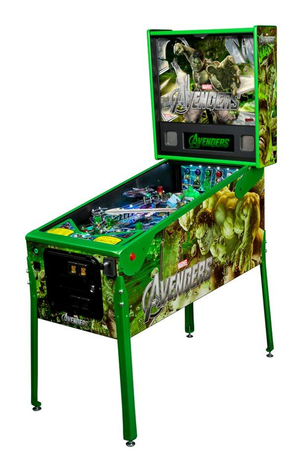 avengers arcade game for sale