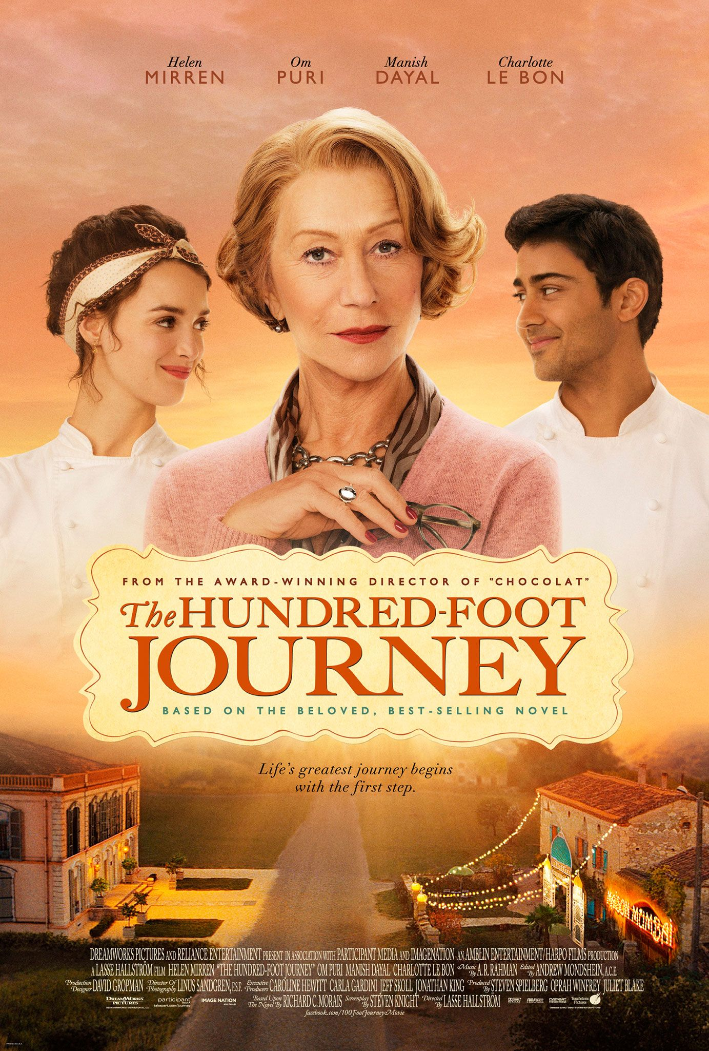 The 100-foot Journey