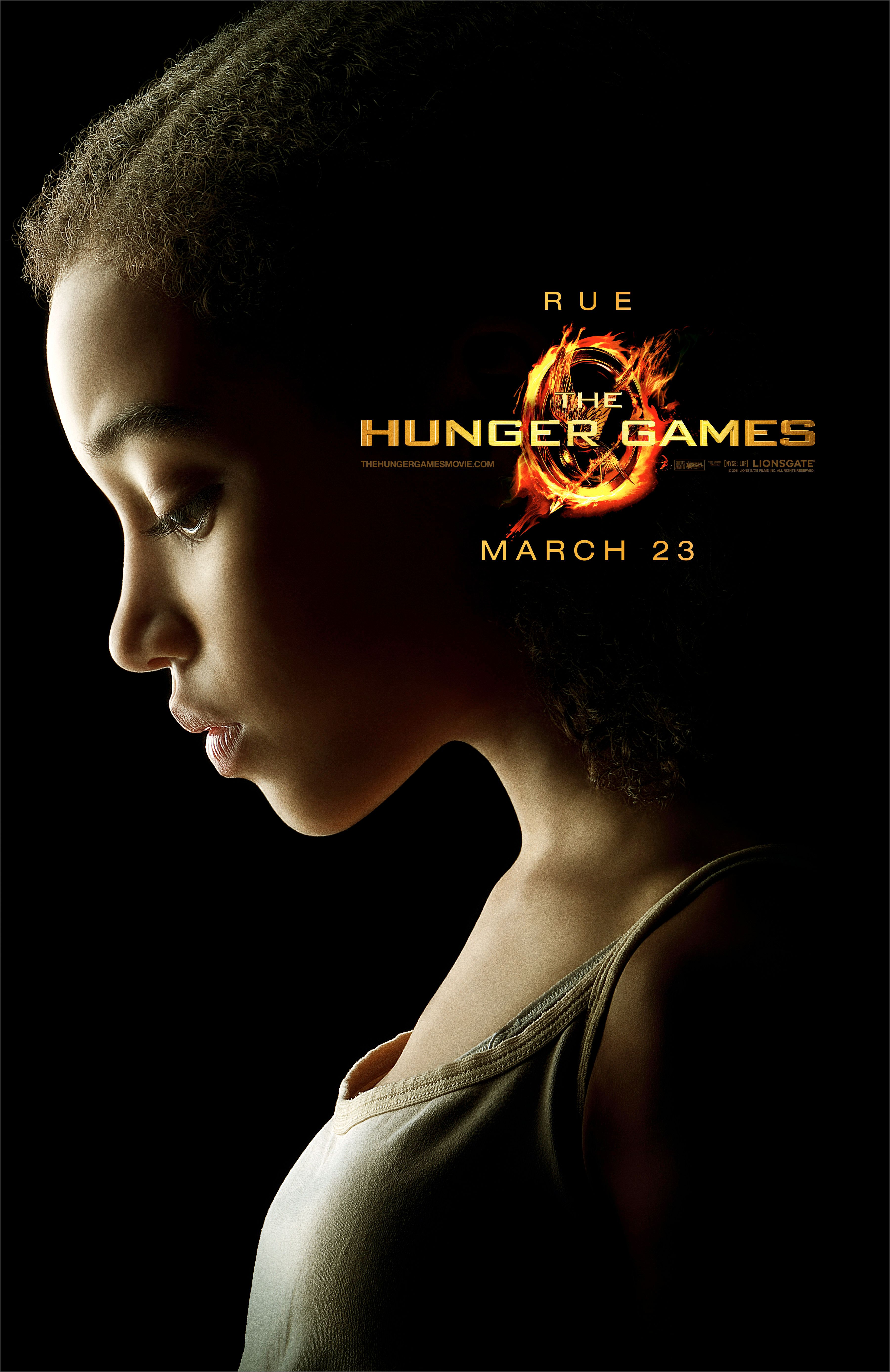 THE HUNGER GAMES Character Posters | Collider