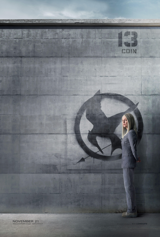 Finnick Odair Mockingjay Poster