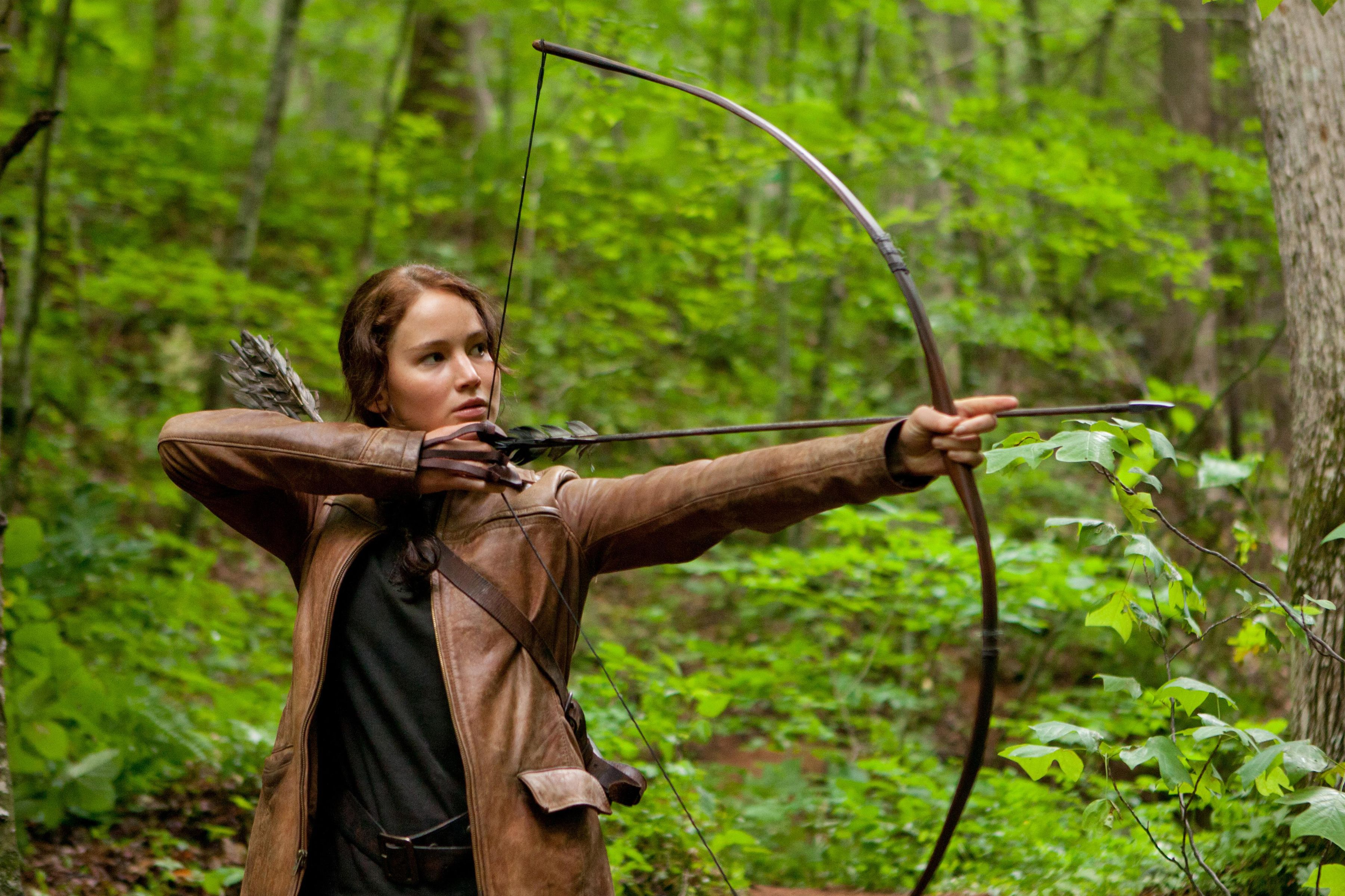danny strong to write two part finale the hunger games