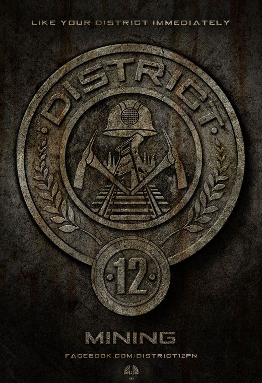 Hunger Games District 12 Sign hunger-games-poster-district-