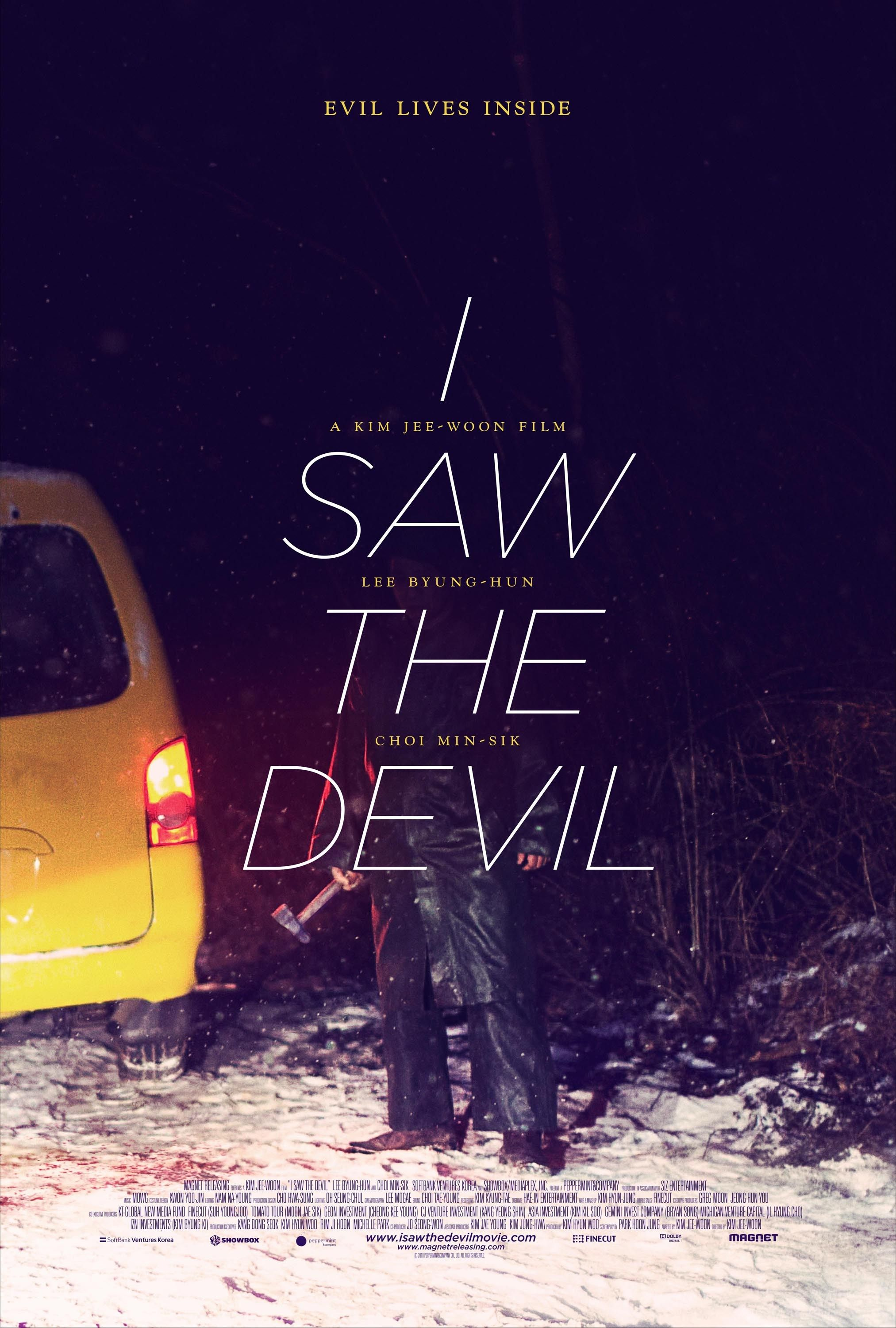 I SAW THE DEVIL English-Langauge Remake To Be Produced By