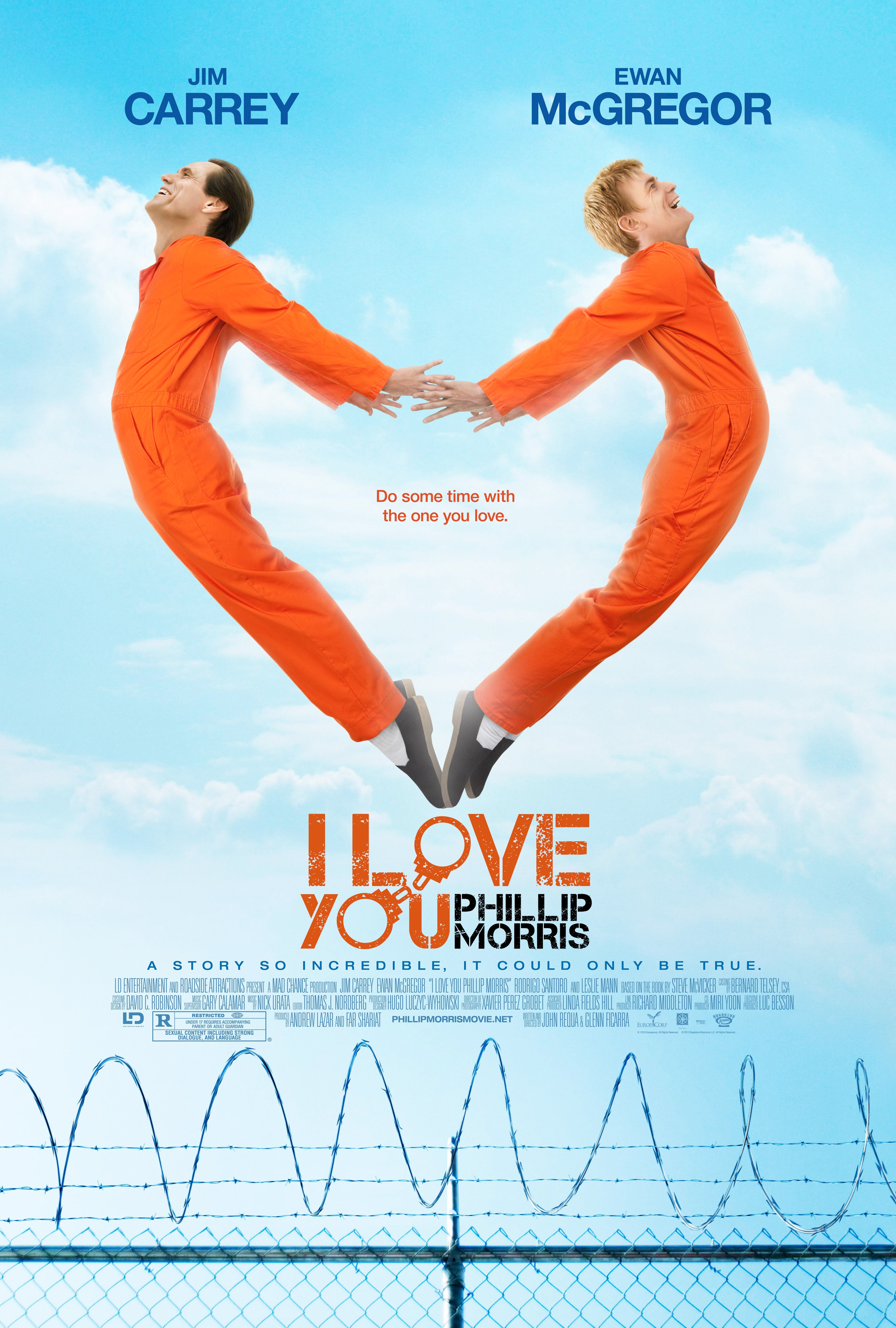Movie Posters for I LOVE YOU PHILLIP MORRIS, HARRY POTTER AND THE ...