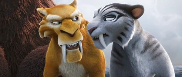 ice age 4 continental drift image