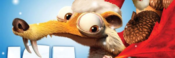 let - Ice Age Mammoth Christmas