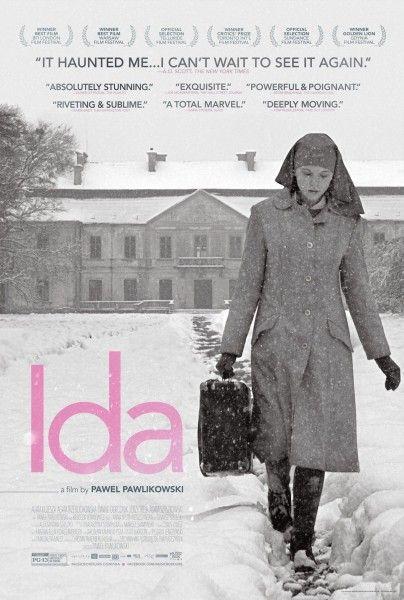 Pawel Pawlikowski Ida poster