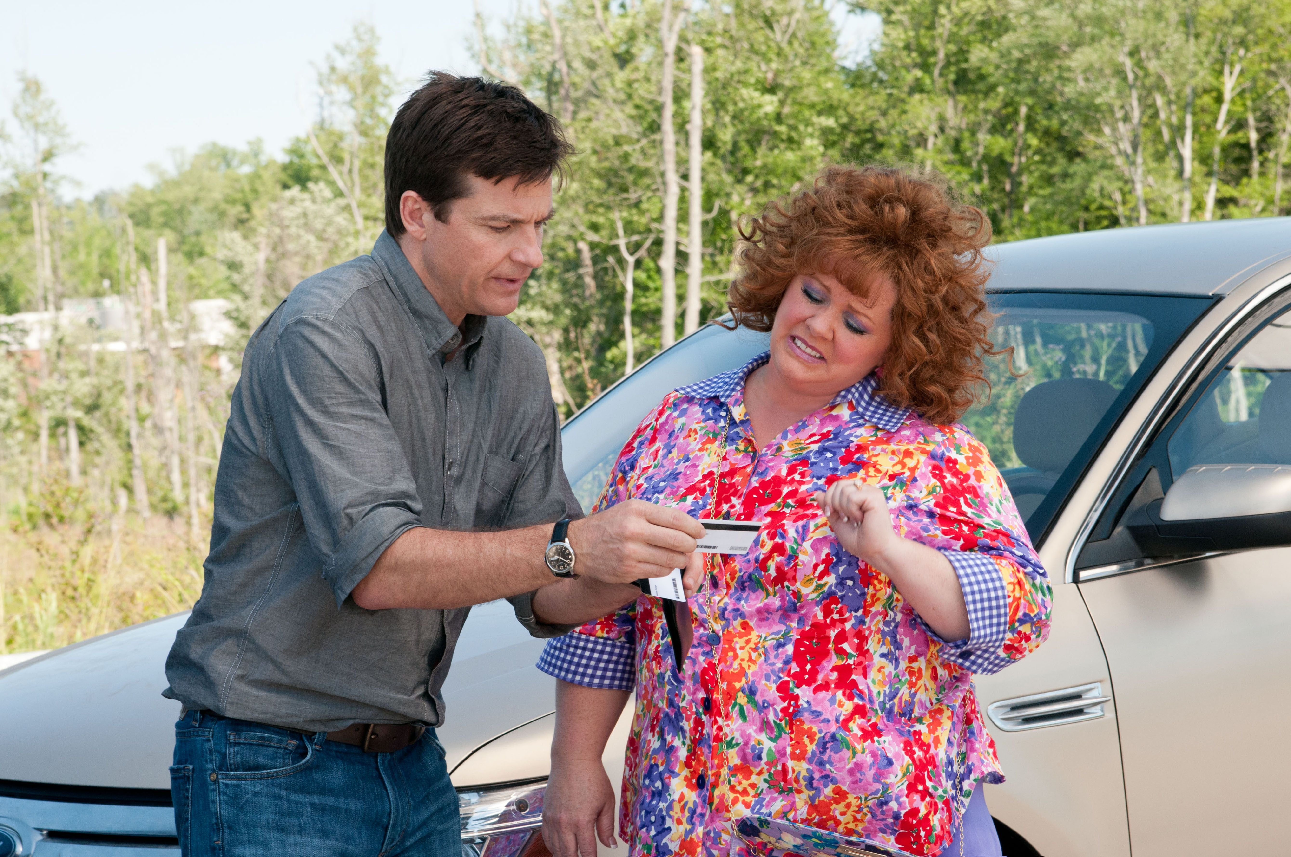identity thief trailer and images featuring jason bateman