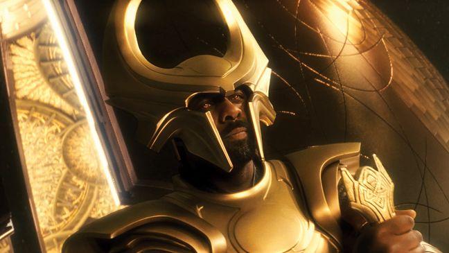Idris Elba PROMETHEUS Interview | Collider