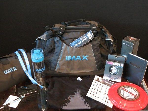 imax comic con giveaway 2