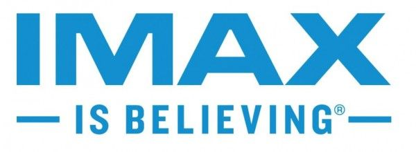 imax is believing logo