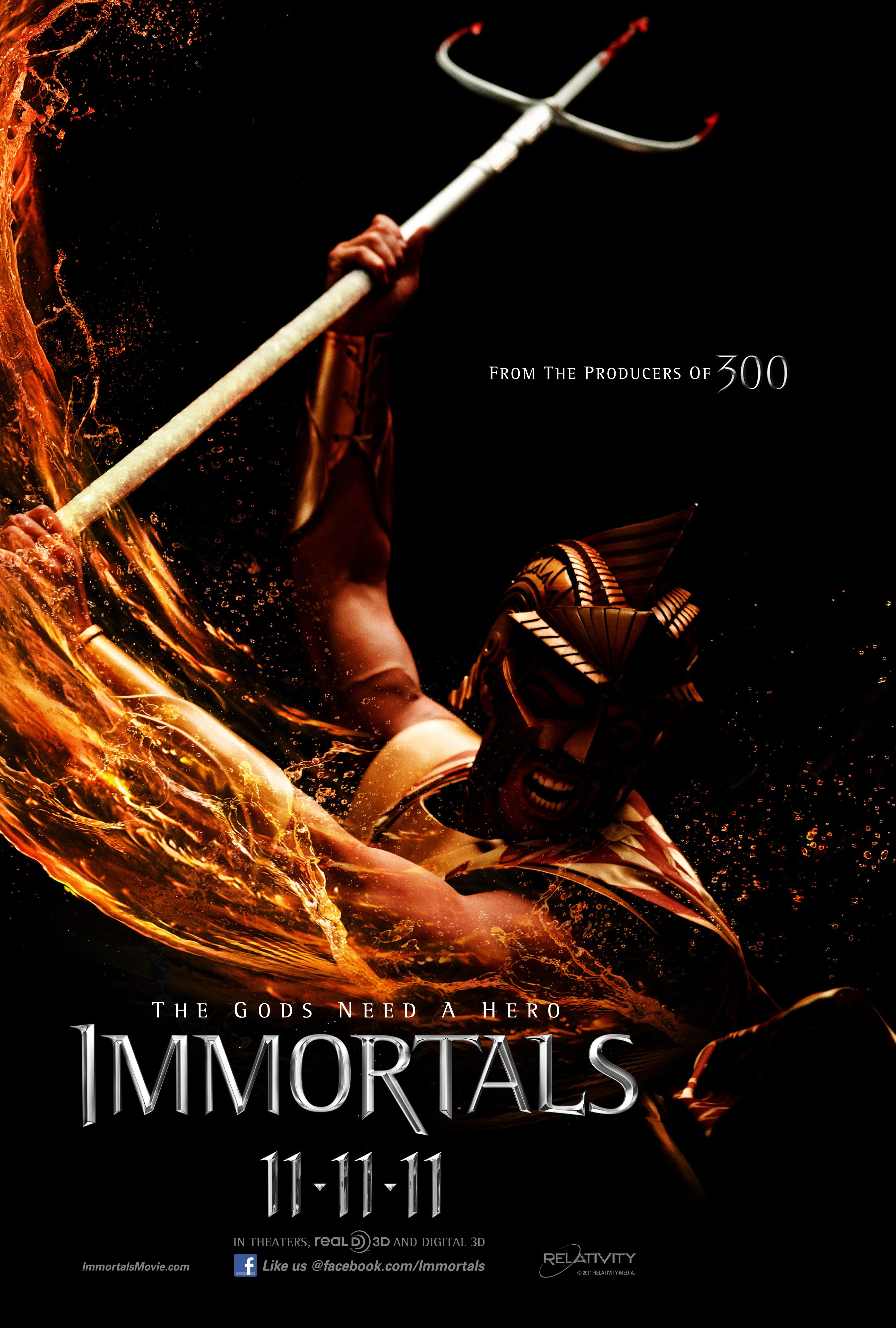 Immortals Full Movie Watch in HD Online for Free - 1 Movies Website