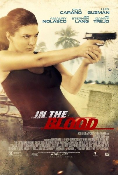 in-the-blood-poster