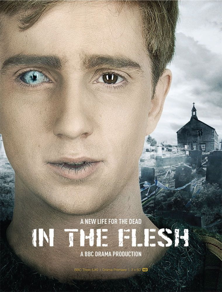 In the flesh ~  In-the-flesh-poster