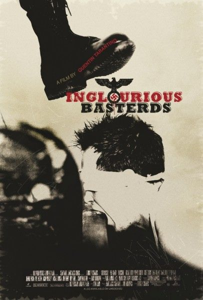 The Lost Art of Inglourious Basterds: Movie Poster by Estevan Oriol