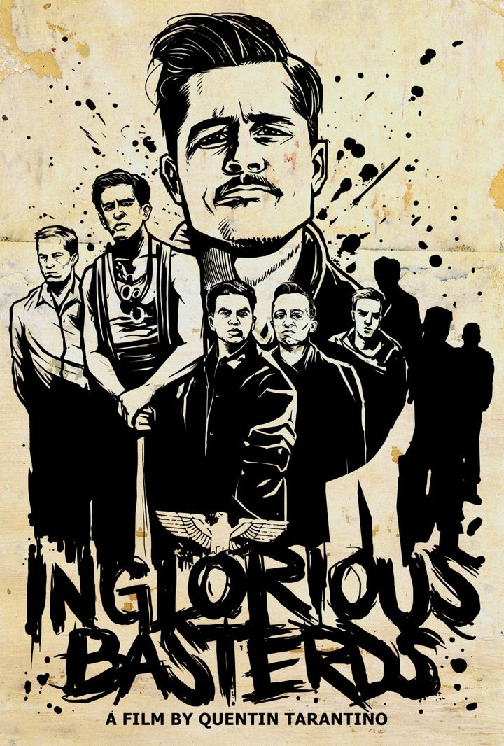 the lost art of inglourious basterds to sell amazing