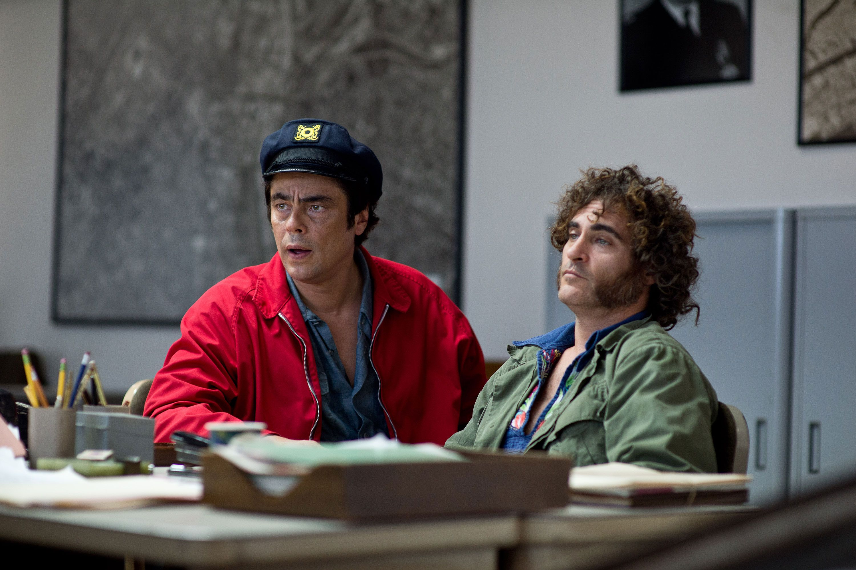 over 45 new inherent vice images featuring joaquin phoenix