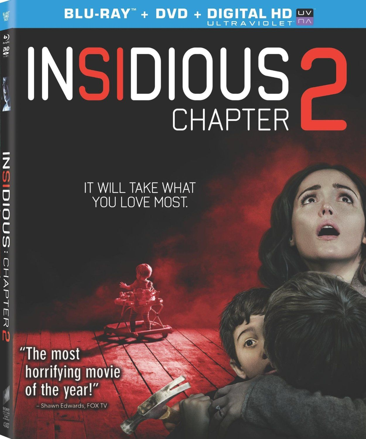 INSIDIOUS: CHAPTER 2 Blu-ray Review; INSIDIOUS: CHAPTER 2 ...