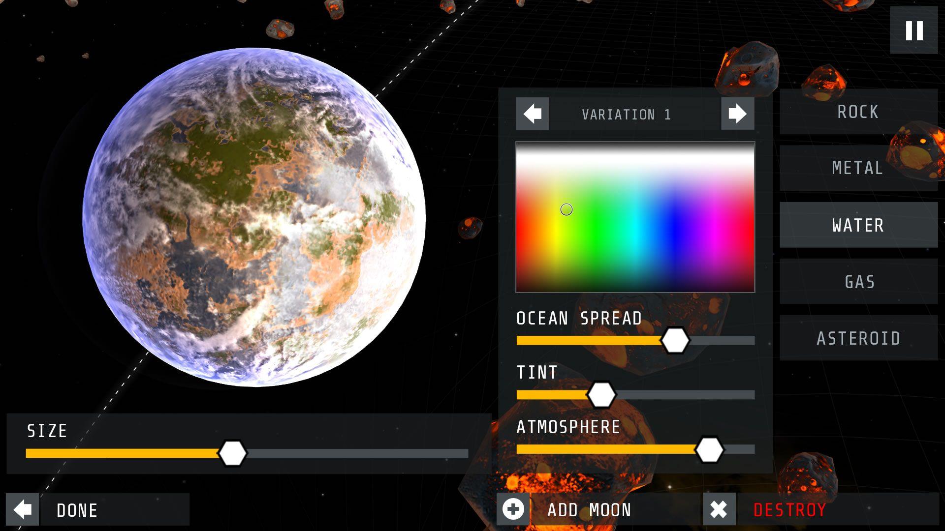 Interstellar App Images Showcase The Movie 39 S Mobile Game