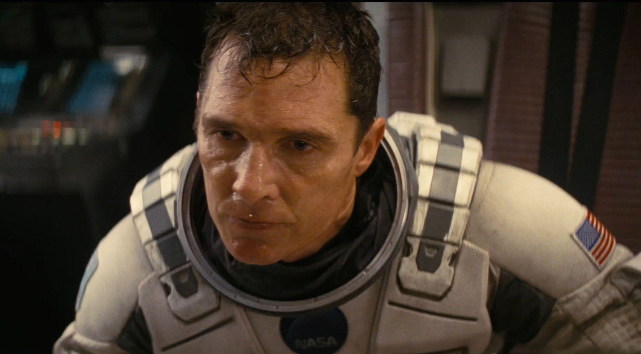Interstellar Empire Covers Featuring Matthew McConaughey ...