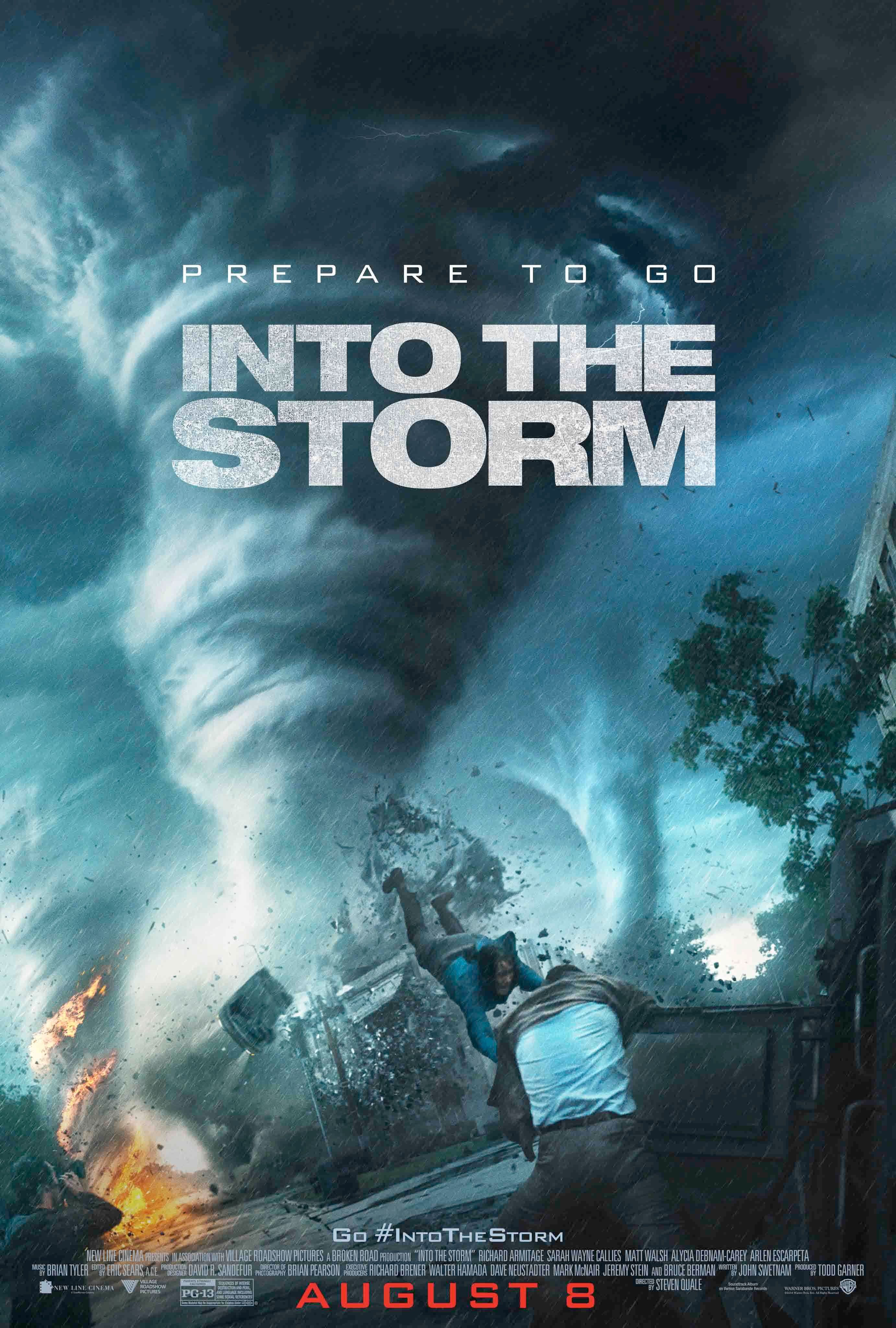 Into The Storm Interview Matt Walsh And Jeremy Sumpter Collider - Storm chaser gets struck lightning films