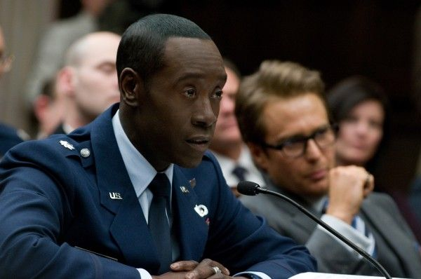 Iron Man 2 movie image Don Cheadle