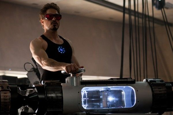 Iron Man 2 movie image Robert Downey Jr