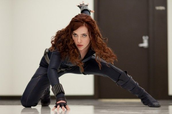 Iron Man 2 movie image scarlett johansson