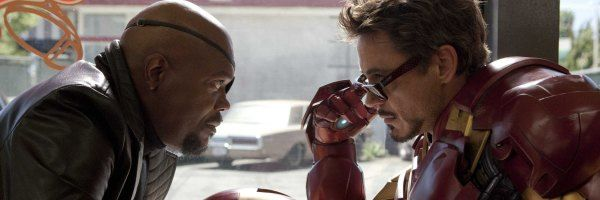 iron man 2 samuel l jackson robert downey jr
