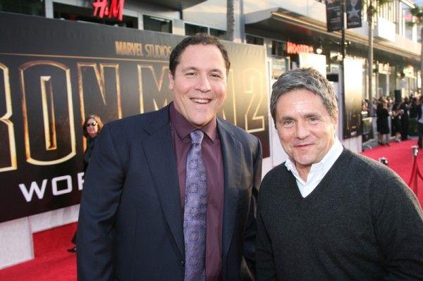 Jon Favreau, Brad Grey