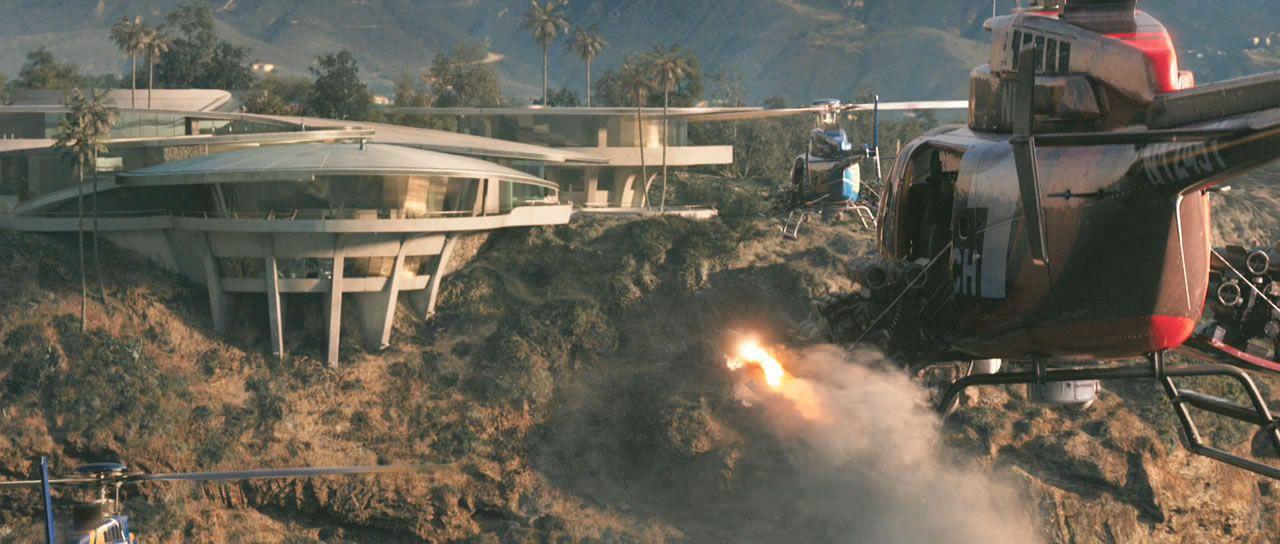 Iron Man 3 Images Featuring Robert Downey Jr Gwyneth