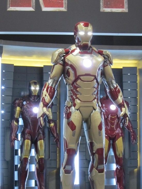 Does IRON MAN 3 Jump Ahead to the Mark XLVII (47) Armor ...