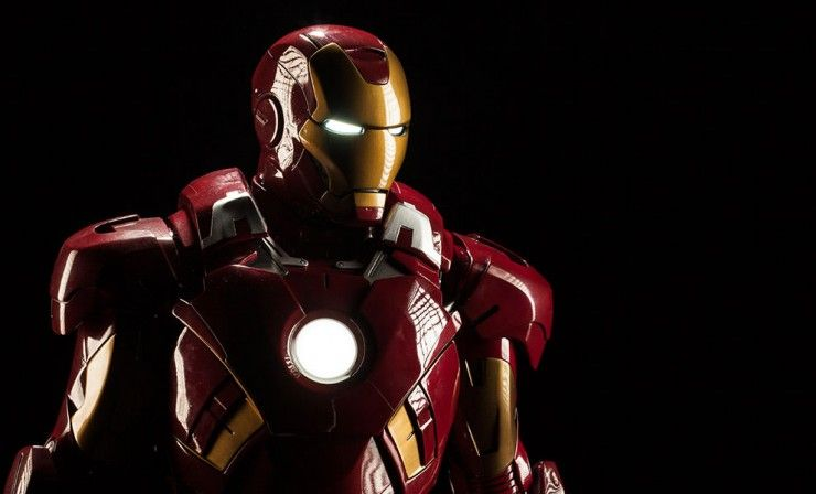 IRON MAN Mark VII Sideshow Collectibles Legendary Scale