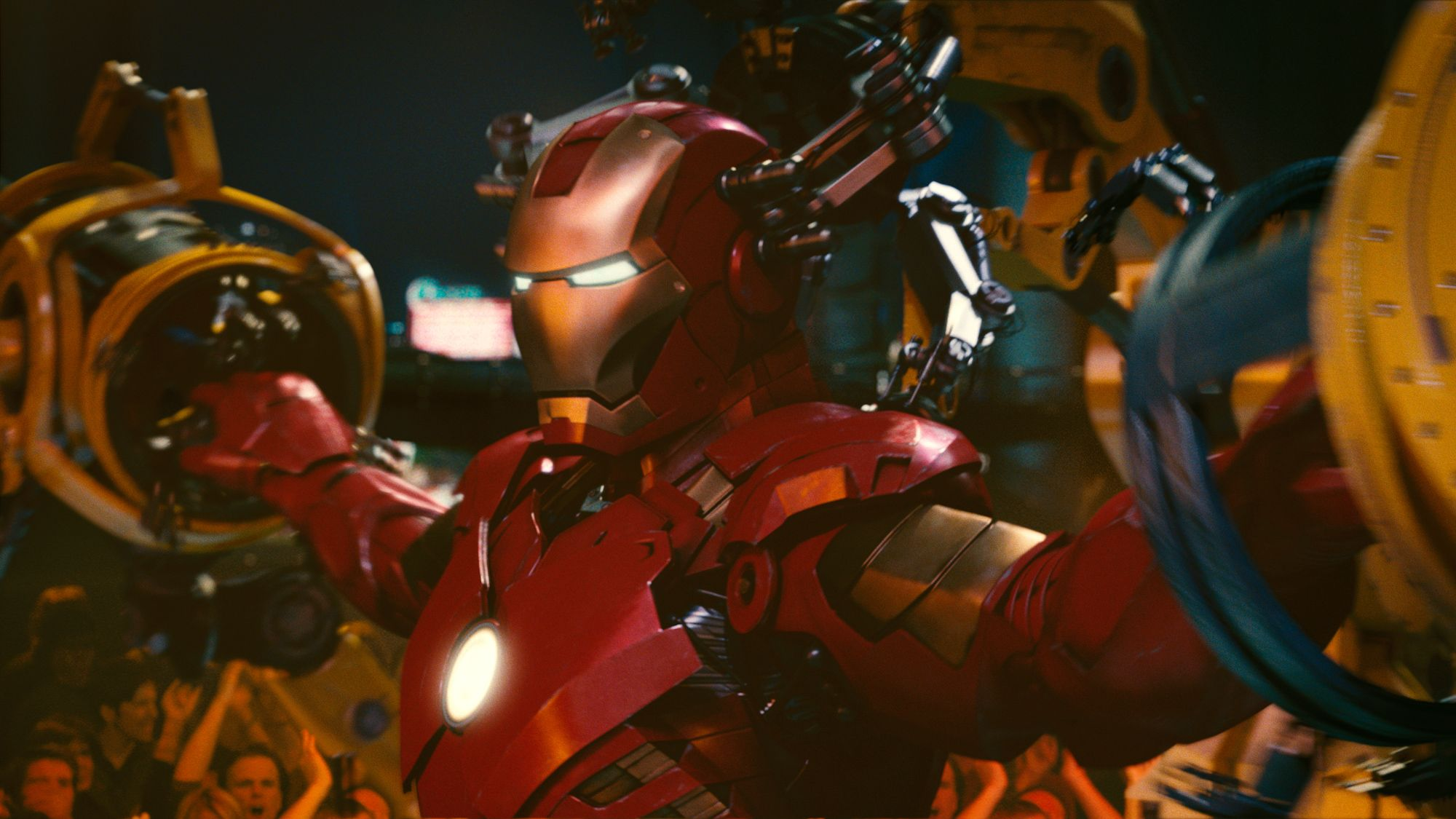 10 New IRON MAN 2 Images in High Resolution | Collider ...