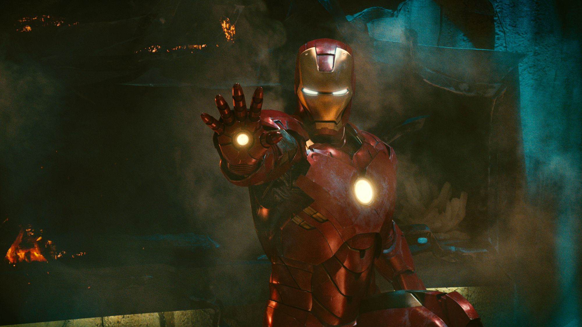 Iron Man 2: 10 New IRON MAN 2 Images In High Resolution