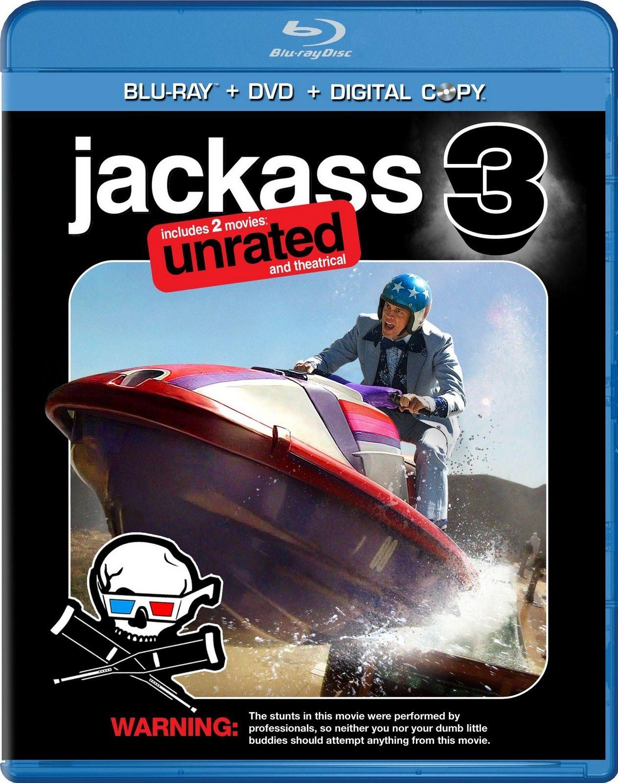 Jackass season 3 soundtrack