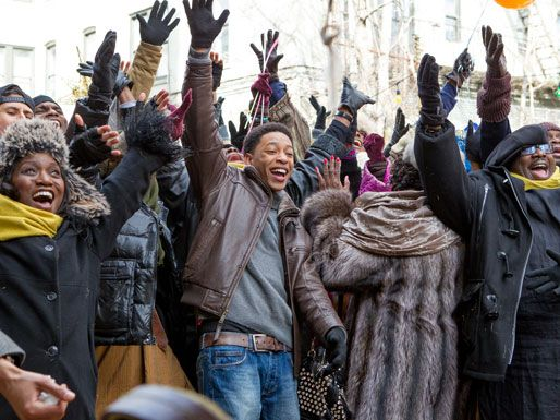 jacob latimore black nativity